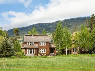Teton Pines Estate Home Image