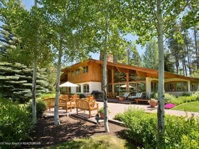 Teton Pines Chalet Image