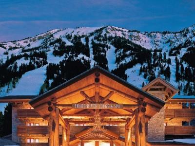 Snake River Lodge and Spa Image
