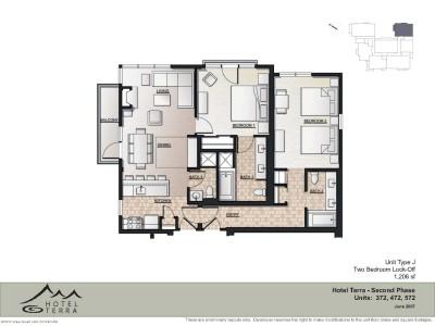 Hotel Terra Unit 472 Image
