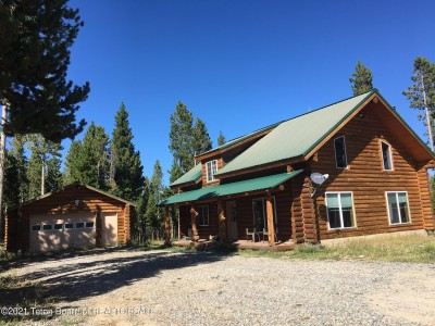 24  CROOKED CREEK RD Dubois Residential