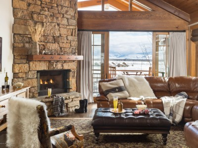 Crystal Springs Teton Village Residential