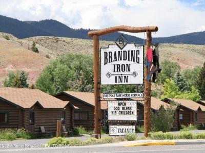 Branding Iron Inn Dubois Commercial