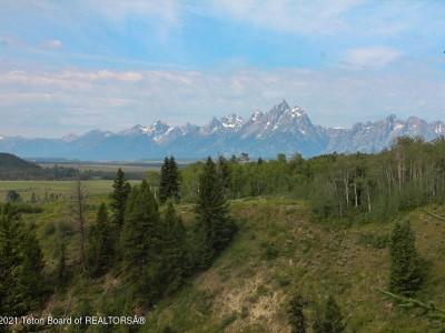 Teton Wilderness Ranch Moran Land
