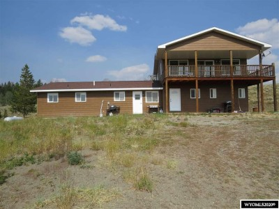 18 High Country Drive Dubois Residential