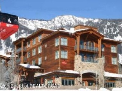 Teton Village Residential