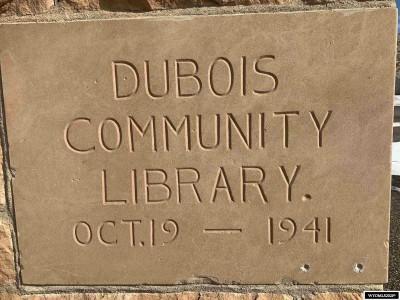 312 E Ramshorn Streets, Dubois Dubois Commercial