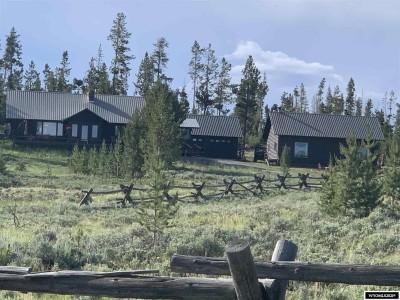 1572 Warm Springs Creek Road Dubois Residential