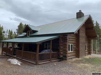 8 Crooked Creek Road Dubois Residential