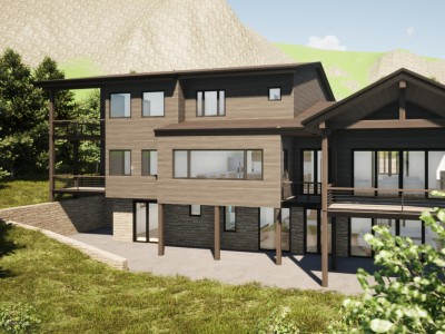 3725 W MCCOLLISTER DR Teton Village Residential