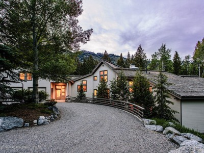 Ellen Creek Teton Village Residential