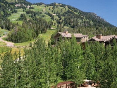 Four Seasons 1/7th Ownership Teton Village Residential