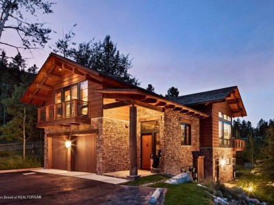 3100  GARNET ROAD Teton Village Residential
