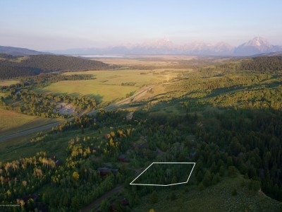 Teton Wilderness Ranch Moran Land